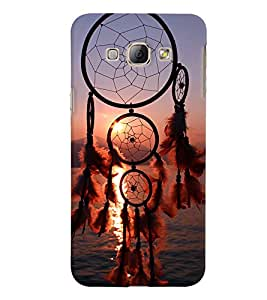 GoTrendy Back Cover for SamsungGalaxy A8