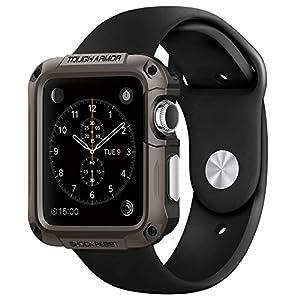 Apple Watch ケース, Spigen® [エアクッションテクノロジー] タフ・アーマー