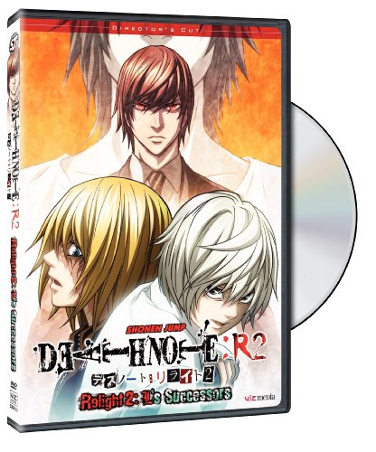 Death Note: Re-Light, Vol. 2 - L's Successors