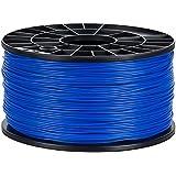 NuNus 3D Printer PLA Filament 1,75mm 1KG Spool (blue) for MakerBot RepRap MakerGear Ultimaker ...