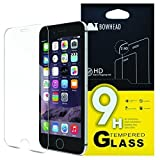 iPhone 6 Screen Protector, Bowhead iPhone 6 Glass Screen Protector (4.7