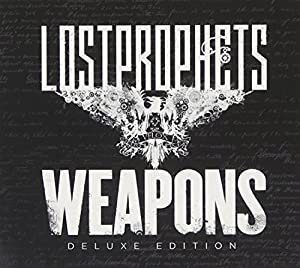 Weapons (Jewel Case with ocard)