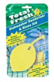 Glisten Dishwasher Deodorizer Lemon Rinse Aid up to 21 Washes NEW