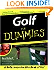 Golf For Dummies (For Dummies (Computer/Tech))