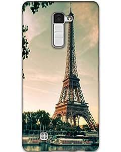 MobileGabbar LG K7 Back Cover Designer Hard Case