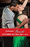 Harlequin Presents October 2014 - Box Set 1 of 2: Rivals Challenge\His for a Price\The Valquez Bride\Prince Hafizs Only Vice