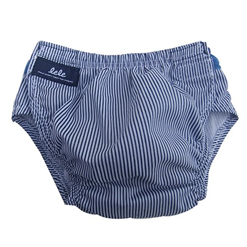 TANZKY® Baby Boys' Swim Diaper (Stripe)