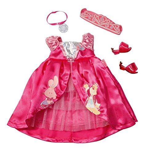 Zapf Creation 819333 - Baby born Deluxe Set Prinzessin