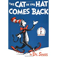 Dr. Seuss The Cat in the Hat Comes Back Hardcover Book