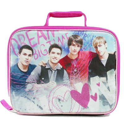 Big Time Rush Lunch Box