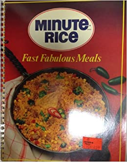 From America's Favorite Kitchens: Minute Rice (R)Fast