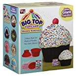 Big Top Cupcake Bakeware, Silicone