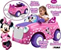 Divine Minnie Mouse 6V Engine Ride On --
