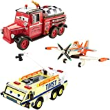 Disney Planes: Fire & Rescue Ryker, Dusty And Mayday Gift Pack