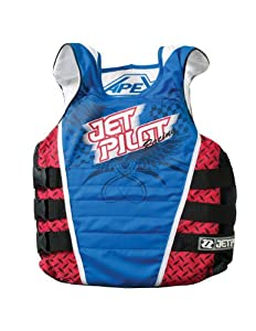 JetPilot Apex Side Entry Vest (Freedom, Large/X-Large)