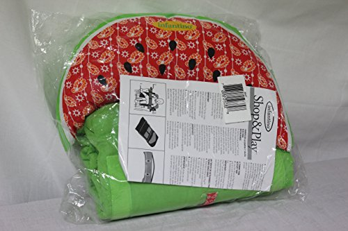 Infantino - Shop & Play Shopping Cart Cover front-998630