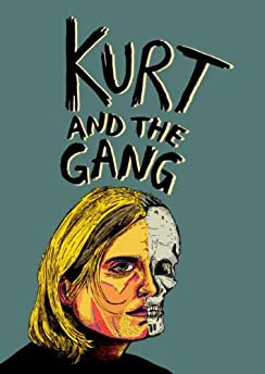 Kurt and the Gang: A Late 90s Sticker Book