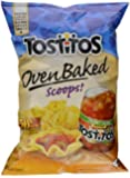 Oven Baked Tostitos Tortilla Chips, Scoops, 6.25 oz
