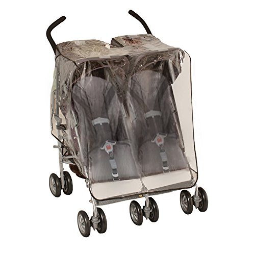 Jeep Side by Side Stroller Weather Shield (Side By Stroller compare prices)
