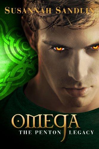 Omega (The Penton Vampire Legacy) by Susannah Sandlin