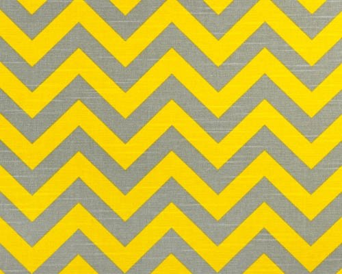Grey Yellow Crib Bedding