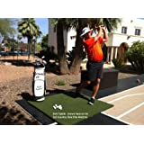 Country Club Elite Real Feel Golf Mat 5' X 5' by Real Feel Golf Mats.com
