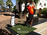 Country Club Elite Real Feel Golf Mat 4' X 5'