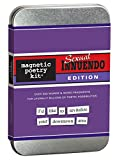Magnetic Poetry - Sexual Innuendo Kit - Words for Refrigerator - Write Poems and Letters on the Fridge - Made in the USA