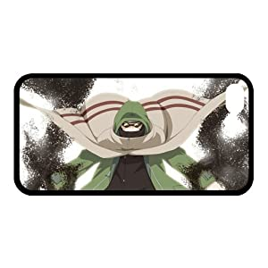 ePcase Cool Aburame Shino with His Insects from Naruto Printed Soft TPU Case Cover for Apple iPhone 4&4S