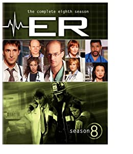 ER: The Complete Eighth Season from Warner Home Video