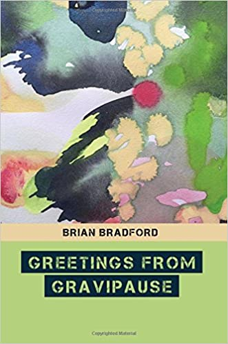 Cover of Greetings from Gravipause by Brian Bradford