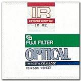 FUJIFILM 光吸収・赤外線透過フィルター(IRフィルター) 単品 フイルター IR 76 7.5X 1