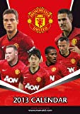 Official Manchester United FC A3 Calendar 2013
