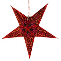 Indian Diwali star Kandeel lanterns