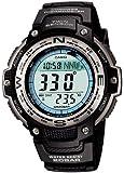 [カシオ]CASIO 腕時計 スタンダード SPORTS GEAR ツインセンサー SGW-100J-1JF メンズ