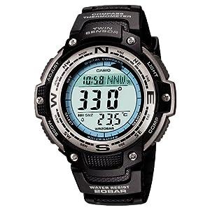 [カシオ]CASIO 腕時計 SPORTS GEAR ツインセンサー SGW-100J-1JF メンズ