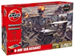 Airfix 1:72 Scale D-Day The Sea Assau...