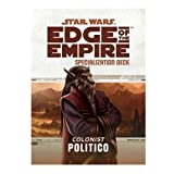 Politico Star Wars Edge of the Empire Specialization Deck