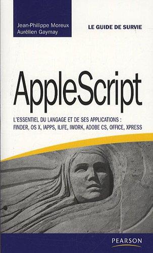Applescript guide de survie