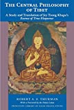 The Central Philosophy of Tibet (0691020671) by Thurman, Robert A.F.