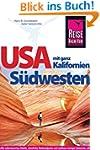 USA S�dwesten mit ganz Kalifornien