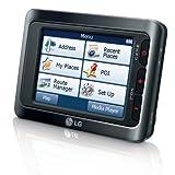 LG LN735 3.5-Inch Portable GPS Navigator