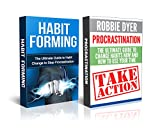 img - for Power Habits: The Best Ever Power Habits You Wish You Knew (Power Habits, habit stacking, thinking fast and slow, the power of habit, 7 habits, Procrastination, Self Help, Habit Change) book / textbook / text book