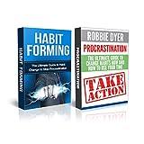 Power Habits: Procrastination Self Help Boxed Set 1 (Power Habits, habit stacking, thinking fast and slow, the power of habit, 7 habits, Procrastination Self Help, Habit Change)