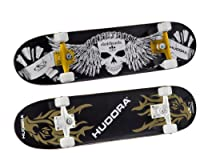 Hudora Skateboard Skill 3.0 ABEC 7 100% ...