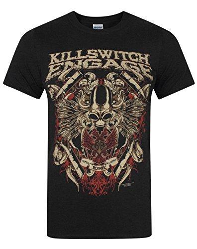 Vanilla Underground -  T-shirt - T-shirt con stampe - Maniche corte  - Uomo Black X-Large