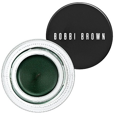 Bobbi Brown Long-Wear Gel Eyeliner Ivy Shimmer Ink 0.1 oz