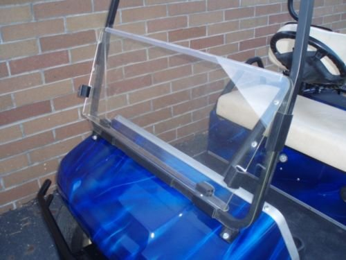 CLEAR Windshield for Club Car DS Golf Cart for years 2000+ (Windshield For Golf Cart Club Car compare prices)