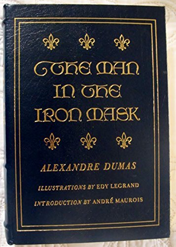 The Man in the Iron Mask (Easton Press Man In The Iron Mask compare prices)