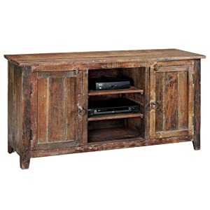 Holbrook Tv Stand 58 W Rclmed Natural